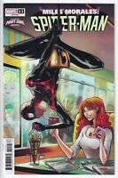 MILES MORALES SPIDER-MAN #11 B MARVEL COMICS 2019 NM+ VARIANT COVER