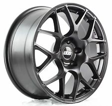 4x BBS STYLE 17 inch Alloy Wheel BLACK 5/112 VW Golf AUDI A3 A4 Skoda Octavia