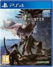 Monster Hunter World MHW (English/Chi/Jap Ver) for PS4 Sony Playstation 4
