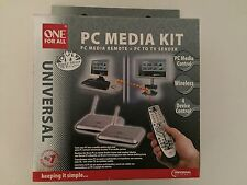 ONE for All PC Media Kit PC to TV Neu und OVP
