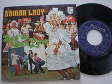 "RED DE SAN LUIS Samba Lady SPAIN 7"" VINYL 1979 DISCO DE VINILO 45 RPM"