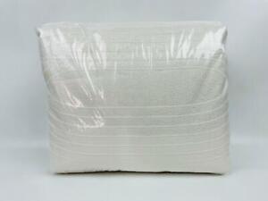 Hotel Collection Avalon King Cotton Blend Duvet Cover Cream $420