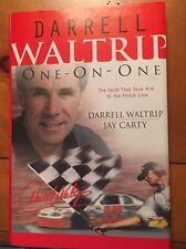 Darrell Waltrip One-on-One, NASCAR's Darrell Waltrip & Jay Carty, h/c w/jacket