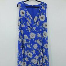 Jessica Howard Floral Midi Dress size 14W