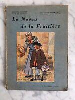 Il Nipote Della Frutta Egesippo Moreau H.Laurens Parigi 1938