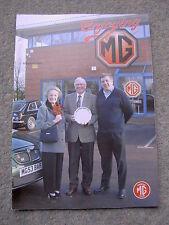 Enjoying MG (Feb 2005) C Type Midget, MGF Fog Lamps, ZR Trophy, MGA, Rallying