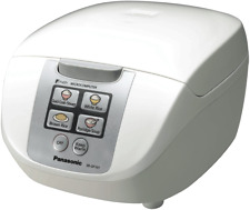 NEW Panasonic SR-DF101WST 5 Cup Rice Cooker