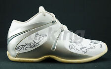 And 1 Signed Autographed AO Hot Sauce 1/2 man 50 main event Right Shoe