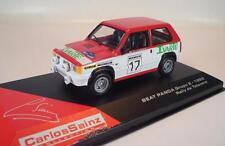 Ixo 1/43 SEAT Panda 1982 rally de talavera Carlos Sainz en láminas-box #1973