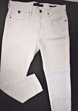 GUESS men's skinny tapered fit cropped  size 36 cropped
