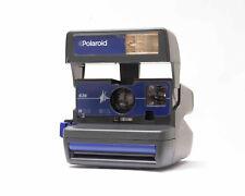 Polaroid 636 Camera avec neuf dans sa boîte et mode d'emploi Vérifié! n.p9