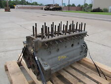 HERCULES DIX6 DIESEL ENGINE BARE BLOCK NEW OLD STOCK (LOOK AT PICTURES) VINTAGE