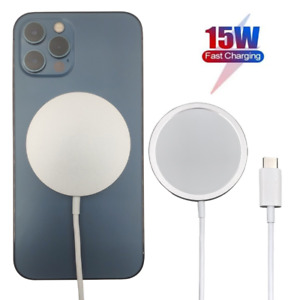 Original Magnetic Wireless Charger for iPhone 11 12 mini / pro/ pro max  USB C