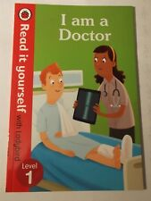 New: I am a Doctor - Read It Yourself with Ladybird Level 1 paperback book