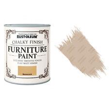 Rust-Oleum craie crayeux MEUBLE PEINTURE usé chic 125ml CARAMEL DUR AU BEURRE