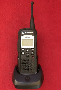 Motorola DTR650 Dtr 650 Digital 2 Way Radio 900MHz Talkie With Charger