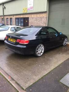 Spares or repairs bmw 320d coupe m sport