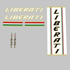 Liberati Bicycle Frame Stickers - Decals - Transfers n.100