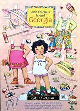 Mary Engelbreit Mag. Paper Doll, Georgia, Aug./Sept. 2001, Uncut