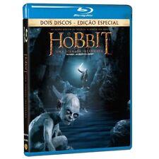 Blu-ray The Hobbit An Unexpected Journey [ 2-Disc Set ] [ Eng + Esp + Port ]
