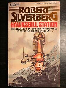 Hawksbill Station by Robert A. Silverberg (1978, Paperback)