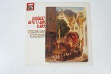 Schubert Oktett F Dur D 803 Consortium Classicum  (LP31)
