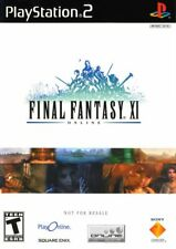 Final Fantasy XI Online- PS2 Playstation 2 Game Only