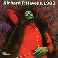 RICHIE HAVENS - RICHARD P HAVENS,1983   CD NEW!