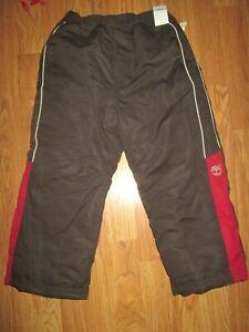 Boys TIMBERLAND insulated ski snow pants sz 6 NWT
