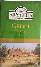 AHMAD TEA LONDON GREEN TEA   best LOOSE LEAF TEA  500g***