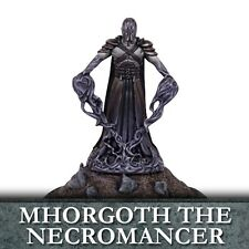 Undead Mhorgoth the Necromancer -- Kings of War -- Mantic Games