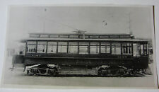USA509 - LINDELL RAILWAY Co - TROLLEY No1197 PHOTO St Louis Missouri USA