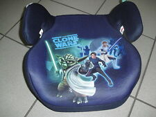 Kindersitz Kindersitzkissen Sitzkissen Star Wars The Clone Wars Kinder Sitz NEU