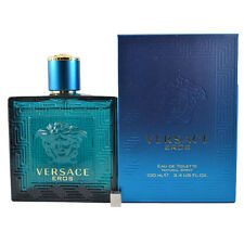 Versace Eros by Versace for Men Eau De Toilette 3.4 oz 100 ml Spray