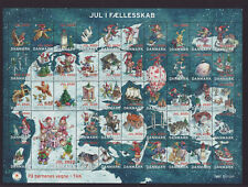 Denmark 2020 MNH - Christmas Stamps -  sheet with 47 stamps