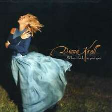 When I Look In Your Eyes - Diana Krall CD IMPULSE