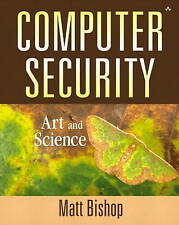 NEW Computer Security: Art and Science (2 Volume Set) by Matt Bishop