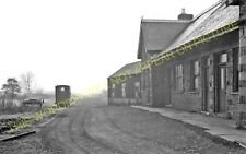 Machynlleth Railway Station Photo. Corris Railway. Narrow Gauge. (6)