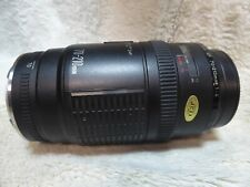 Canon EF 70-210mm AF F4 Macro Lens Canon EOS Mount GREAT Condition METAL MOUNT