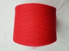 1,4 kg Wolle GP 32 €/kg Merino pink soft Nm 20/2 Kone Wollgarn Flachstrick
