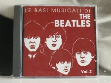 THE BEATLES - LE BASI MUSICALI DI THE BEATLES VOL. 2 - CD NEAR MINT