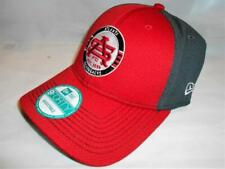 New RETRO NASL Atlanta FC Silverbacks Soccer MLS New Era Soccer Hat __B86