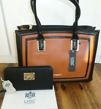 LYDC Designer Bag and LYDC Purse Set with Gift Box