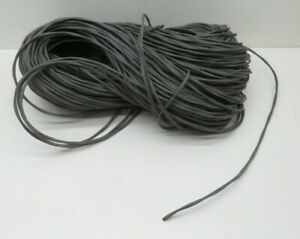 500ft Belden 5200UE Security & Audio Cable Riser-CMR, 16AWG 2-Conductor Gray