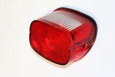 Harley-Davidson Rücklichtglas Rücklicht REAR LIGHT LENS TAIL LAMP E-Geprüft