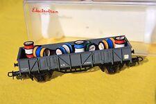RENFE Vagon bordes medios  2 ejes  de ELECTROTREN  HO.