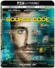Source Code (jake Gyllenhaal) 4k Mastering Blu-ray Digital HD