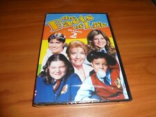 The Facts of Life: Season 2 (DVD, 2014, 2-Disc Full Frame) NEW Two 2nd Second