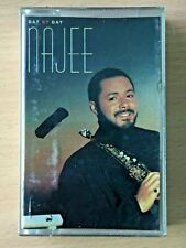NAJEE Day By Day PHILIPPINES Paper Label CASSETTE TAPE