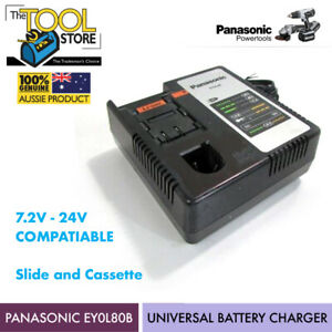PANASONIC EY0L80B UNIVERSAL BATTERY CHARGER